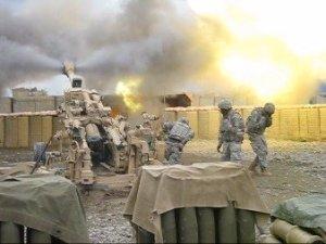 Camp Clark, Khowst Province Afghanistan, 2009.