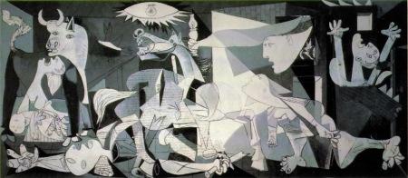 "Pablo Picasso, ""Guernica,"" 1937"