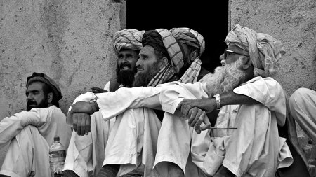 Afghan elders.  Picture by Bill Putnam, used by permission.
