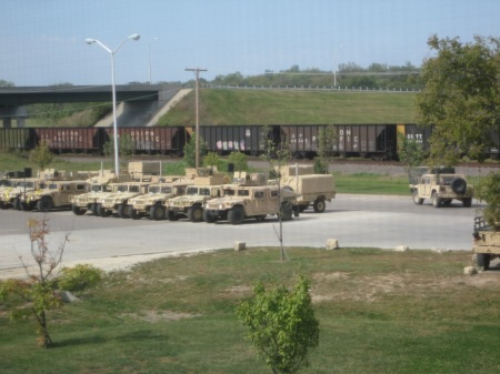 Fort Riley, Kansas, October 2008