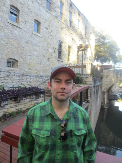 Brian Van Reet, Austin, Texas, January 2016.