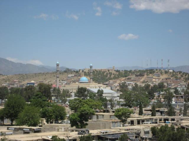Khost City, Afghanistan
