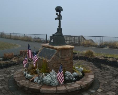 Iraq War Memorial, Raritan Bay Waterfront Park, NJ